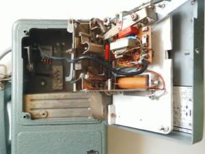 AW-652  - po otwarciu wewnętrznej ramy