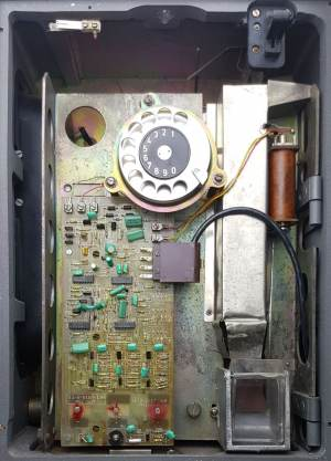 Telos AWS-1: Środek / płyta główna