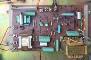 Telos AWS-1: Płytka toru telefonicznego