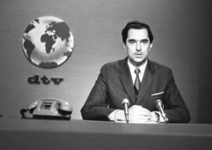Dziennik Telewizyjny - Andrzej Kozera, lata 70.