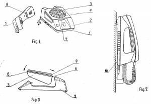Rysunek obudowy ze zgłoszenia patentowego, 1979r.