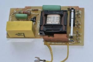 RWT Malwa - płytka z elektroniką