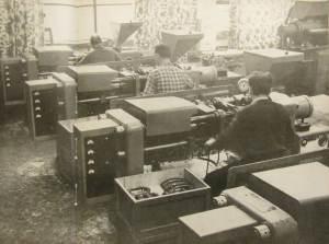 Wtryskarki do mas plastycznych - RWT, lata 1964-66.
