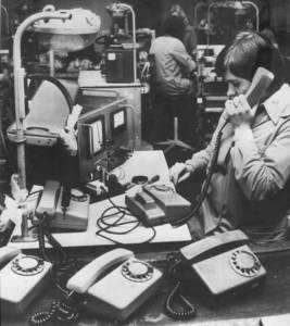 RWT, koniec lat 70.