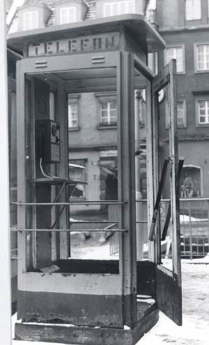 1981, aparat AW-7 (wówczas nowość)