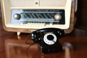 Telefon CB-491