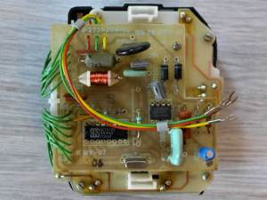 Klawiatura DTMF KWF-07 (wersja na układzie scalonym)