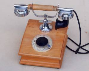 Telefon z Otwocka - model nieznany